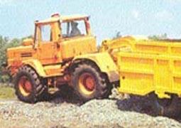 Трактор промышленный Т-158